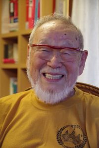 97歳の俳人・伊丹三樹彦さん 人間力・仕事力を高めるWEB chichi 致知 ...